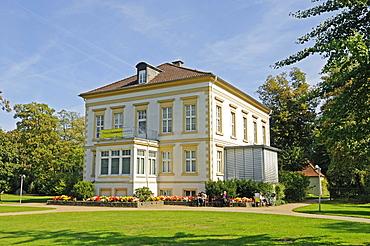 Museum Huelsmann, Museum of Decorative Arts, Art Museum, Ravensberger Park, Ravensberger Spinnerei, Bielefeld, East Westphalia Lippe, North Rhine-Westphalia, Germany, Europe