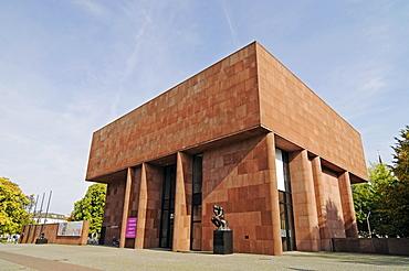 Kunsthalle, art gallery, museum, Bielefeld, East Westphalia Lippe, North Rhine-Westphalia, Germany, Europe