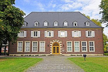 District Court, Ahaus, Muensterland, North Rhine-Westphalia, Germany, Europe