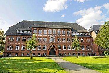 St. Anthony's High School, Luedinghausen, Coesfeld, Muensterland, North Rhine-Westphalia, Germany, Europe