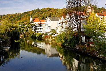 Altmuehl, Eichstaett, Bavaria, Germany, Europe