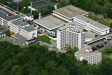 Hacheney Vocational College, Dortmund, Ruhr area, North Rhine-Westphalia, Germany, Europe