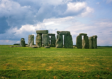 Stonehenge, Wiltshire, Great Britain, United Kindom, Europe