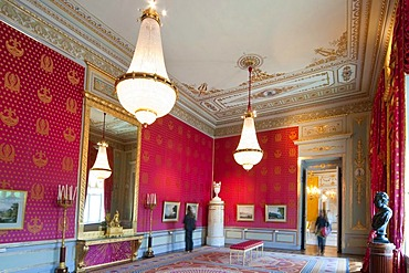 State-room, Albertina, Vienna, Austria, Europe