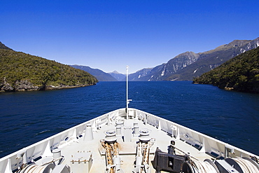Fjordland National Park, Milford Sound, South Island, New Zealand