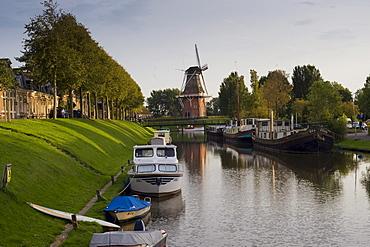 Dokkum, Friesland, Frisia, Netherlands, Europe