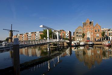 Delfshaven, Rotterdam, South Holland, Netherlands, Europe