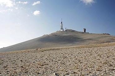 Mont Ventoux, Provence-Alpes-Cote díAzur, France, Europe