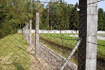 Dachau Concentration Camp Memorial Site, Dachau, Bavaria, Germany, Europe