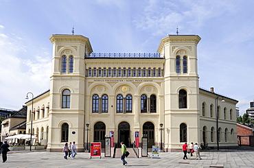 Nobel Peace Center, Rådhusbrygge, Oslo, Norway, Scandinavia, Northern Europe