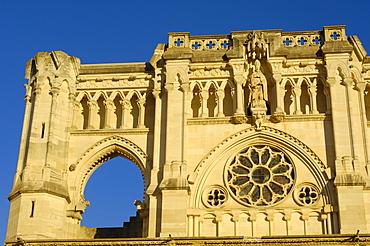 Cathedral of Cuenca, UNESCO World Heritage Site, Castilla-La Mancha, Spain, Europe