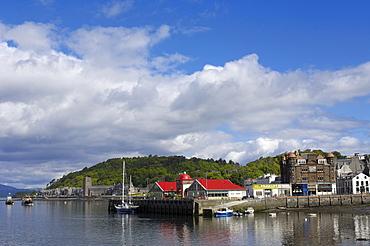 Oban, West Highlands, Argyll and Bute, Scotland, United Kingdom, Europe
