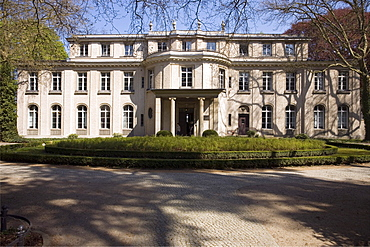 Haus der Wannsee-Konferenz, house of the Wannsee Conference, Berlin, Germany, Europe