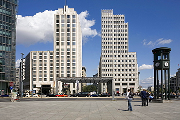 Potsdamer Platz, Berlin, Germany, Europe