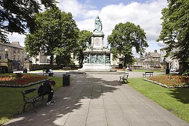 Dalton Square, Lancaster, Lancashire, England, United Kingdom, Europe