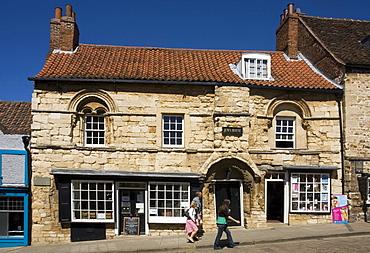 Jews House, Lincoln, Lincolnshire, England, United Kingdom, Europe