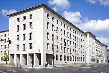 Former Reich Air Ministry, now German Finance Ministry, Wilhelmstrasse, Berlin, Germany, Europe