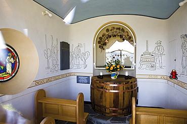Vineyard chapel of St. Urban of the local historical society Alt-Ahrweiler, Bad Neuenahr-Ahrweiler, Rhineland-Palatinate, Germany, Europe