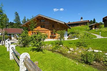 Guest Information in Ofterschwang, Hoernerdoerfer, Allgaeu, Bavaria, Germany, Europe