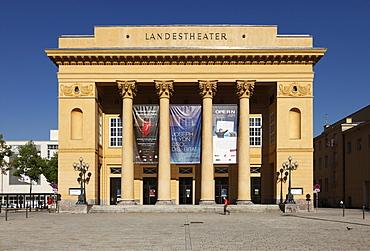 Landestheater, State Theatre, Innsbruck, Tyrol, Austria, Europe