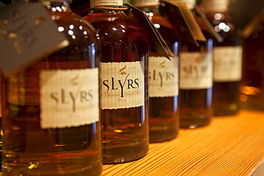 Slyrs Bavarian malt whiskey distillery in Schliersee, Bavaria, Germany, Europe