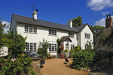 English country house, Middle Lane, Armscote, Warwickshire, England, United Kingdom, Europe