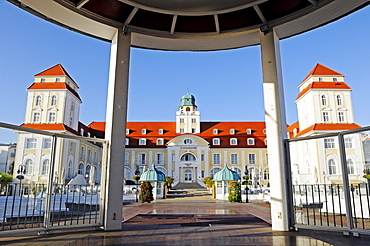 Travel Charme spa hotel in the Baltic resort Binz, Ruegen Island, Mecklenburg-Western Pomerania, Germany, Europe