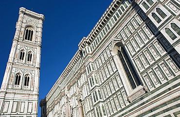 Cathedral Santa Maria del Fiore, Florence, Tuscany, Italy, Europe