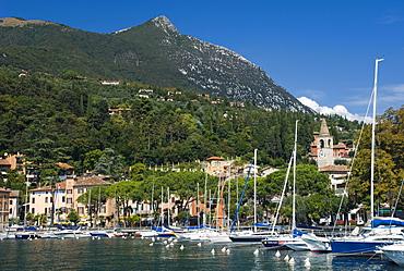 Maderno, Lake Garda, Lago di Garda, Lombardy, Italy, Europe