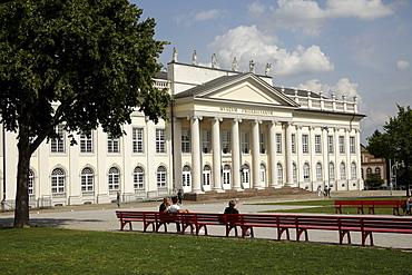 The Fridericianum Kassel museum in Kassel, Hesse, Germany, Europe
