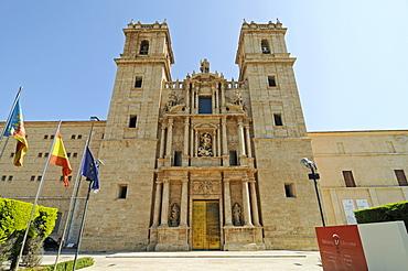Monasterio San Miguel de los Reyes, monastery, church, museum, art, exhibitions, Valencia, Spain, Europe