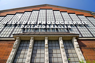 Museum Deichtorhallen with House of Photography Hamburg, Germany, Europe