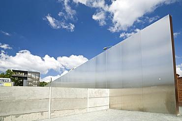 Berlin Wall Memorial, Bernauer Strasse, Wedding, Mitte, Berlin, Germany, Europe
