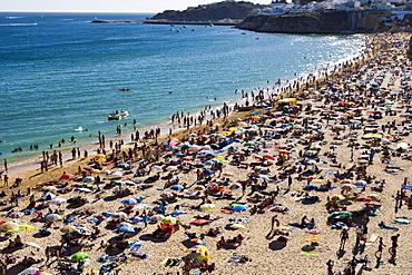 Albufeira beach, Algarve, Portugal, Europe