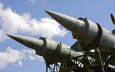 Soviet anti-aircraft missile 3M8