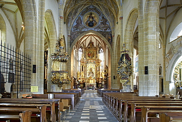 Canonry and pilgrimage church of Maria Saal, Carinthia, Austria