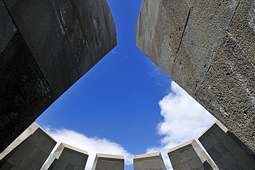 Armenian Genocide Memorial Tsitsernakaberd, Yerevan, Armenia, Asia
