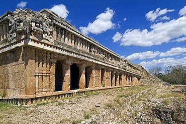 Sayil, Gran Palacio Norte, The great Palace, Yucatan, Mexico