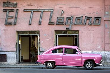 Cinema in Havana, Centro Havana, Cuba