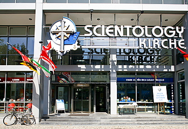 Scientology headquarters, Otto-Suhr-Allee, Berlin, Germany, Europe