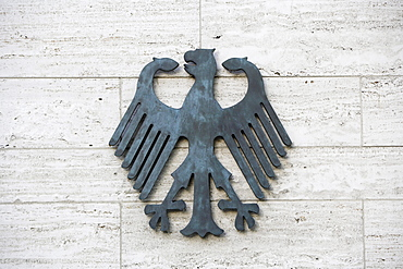Federal Eagle, Foreign Office, Berlin, Germany, Europe