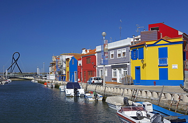 Channel, Aveiro, Portugal, Europe