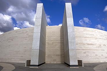 Igreja da Santissima Trinidad church, Fatima, Santarem, Portugal, Europe