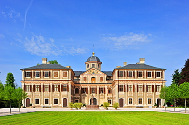 Schloss Favorite castle, Rastatt Foerch, Black Forest, Baden-Wuerttemberg, Germany, Europe