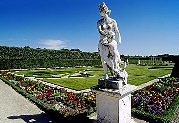 Herrenhaeuser Gardens, Grosser Garten, Large Garden, Herrenhaeuser Gardens, Hanover, Lower Saxony, Germany, Europe