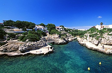 Cala Forcat, Minorca, Balearic Islands, Spain