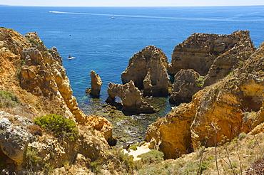 Ponta da Piedade, Algarve, Portugal, Europe