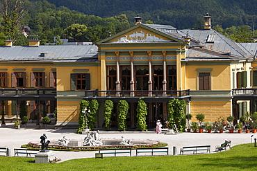 The Kaiservilla, Imperial Villa, Bad Ischl, Salzkammergut area, Upper Austria, Austria, Europe