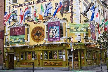 The Oliver St John Gogarty, Temple Bar, Dublin, Ireland