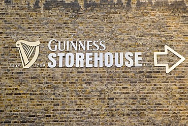 Guinness Storehouse, Dublin, Ireland